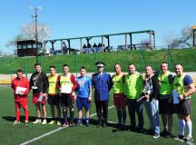 Turneu de fotbal pentru jandarmi la Alba Iulia