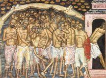 Traditii de 9 martie, ziua celor 40 de Mucenici
