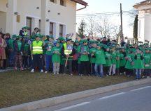 Primarul Damian vrea sa faca din Ciugud cea mai eco comuna din tara