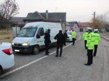 Ampla actiune a politistilor din Sebes in zona Campului