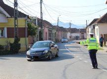 Amenzi de peste 35.000 de lei intr-o ampla actiune a politistilor la Cugir
