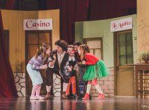 Teatru cu grupul Skepsis, de 15 ani la Alba Iulia