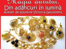 Alba Iulia: Expozitie cu bijuterii de aur la Sala Unirii