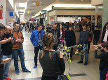 Oradea: Universitatea Alba Iulia premiata pentru robotul Jenny 5