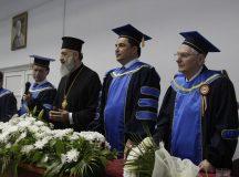 Radu Ciuceanu, doctor honoris causa al Universitatii Alba Iulia