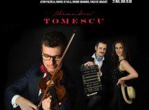 Alexandru Tomescu si vioara Stradivarius vin la Sebes