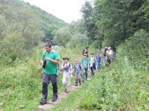 Junior Ranger Alba: Un proiect educativ si de protectia mediului