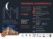 20 mai 2017: Noaptea Muzeelor la Alba Iulia