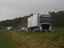 O firma din Canada cauta soferi pe vehicule de mare tonaj