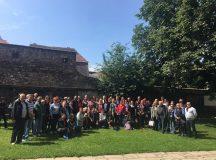 Sebesul vizitat de cercetatorii prezenti la conferinta Ingineria Mediului si Dezvoltare Durabila