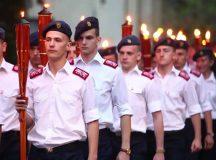 Inchiderea anului scolar la colegiul militar albaiulian