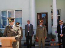 CMJ Alba: Colonelul Cornel Cacovean a iesit la pensie