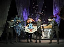Premiera teatrala la Alba Iulia: Mica vrajitoare