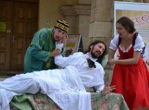 Alba Iulia: Teatru de vara cu Skepsis