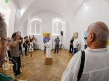 Expozitie Inter-Art Aiud la Muzeul de Arta din Cluj
