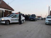 Actiune de amploare a politiei la Sebes