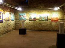 Aiud: Expozitia finala a Taberei Internationale de Arta Plastica Inter-Art