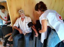Crucea Rosie filiala Alba: Masuri pentru combaterea efectelor caniculei