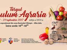 Targul Apulum Agraria la Alba Iulia