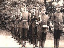 124 de ani de la infiintarea Jandarmeriei Rurale