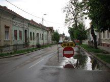 Alba Iulia: Restrictii de circulatie in centrul orasului