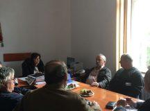 Alba: Sindicalistii primiti de subprefectul Monica Popescu