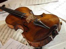 Alba Iulia: Concertul Vioara lui Enescu