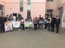 Unitate în diversitate de Ziua europeana a limbilor la Liceul Teoretic Teius