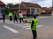 "ALBA: Copiii si biciclistii ""in vizorul"" politistilor in ziua a sasea a Saptamanii Prevenirii Criminalitatii"