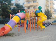 Probleme intr-un parc de joaca din Alba Iulia