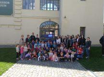 Jandarmeria Alba în vizită la Colegiul Național Bethlen Gabor – Aiud