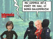 PAMFLETUL ZILEI:Codrul e frate cu Codruta!