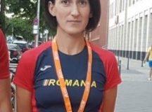 Mărșăluitoarea Ana Rodean, legitimată la CS Unirea Alba Iulia, locul 19 și record personal la Campionatele Europene de Atletism de la Berlin