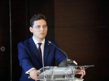 """Victor Negrescu: """"Am relansat rețeaua «Diplomatul UE», formată din reprezentanți ai corpului diplomatic specializați în domeniul afacerilor europene"""""""