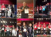 Sportivii legitimați la CS Unirea Alba Iulia, șase medalii de aur la Campionatul Național de Powerlifting