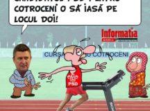 Singur in cursa pentru Cotroceni!