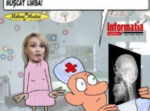 PAMFLETUL ZILEI:Operata de urgenta