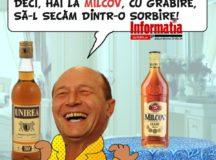 Basescu sarbatoreste Unirea!