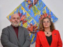 Super-expozitie de arta plastica la Aiud