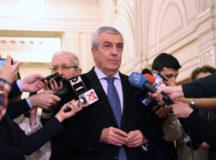 """Călin Popescu Tăriceanu, președinte ALDE:  """"Mă gândesc serios la o candidatură. Nu am luat decizia""""."""