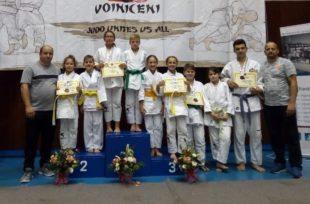"""5 medalii pentru Alba laTurneul Internațional de Judo """"Mureșul"""" CIS Gaz"""