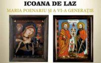 Icoana de Laz din Județul Alba va fi promovată printr-o expoziție la Satu Mare