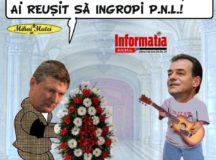 "Ioan Lazar spune ca ""Lista Rusinii"" baga PNL in mormant!"