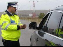 Ample actiuni politienesti la Vintu de Jos