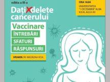 Află mai multe despre importanţa vaccinării!