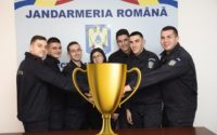 Cupa Jandarmeriei Alba, prilejuită de celebrarea a 169 de ani de la înființarea Jandarmeriei Române