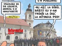 PAMFLETUL ZILEI Summitul de la Sibiu cat p-aci sa fie compromis!
