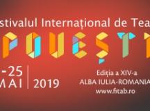 """FESTIVALUL INTERNAŢIONAL  DE TEATRU """"POVEŞTI"""", Alba Iulia-programul"""