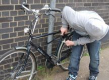 Au pus bicicletele furate pe un site de vanzari