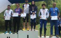 Ionuț Zincă și Bogya Tamas, de la CS Unirea Alba Iulia, aur și argint la Campionatul Național de Semimaraton